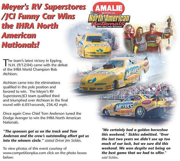 Website Design For Motorsports